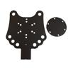 8-channel buttonplate