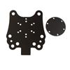 10-channel buttonplate
