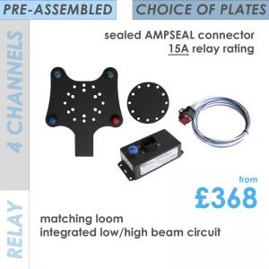 FREEWheel 4-Channel Easyfit RELAY System