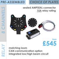 FREEWheel 8-Channel Easyfit RELAY System