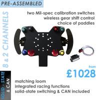 FREEWheel RACE GTX62 10-Channel Easyfit System