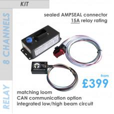 FREEWheel 8-Channel RELAY Kit