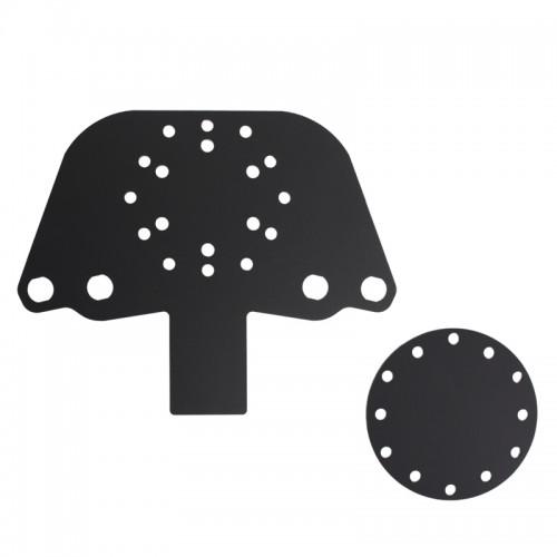 8 hole plate G
