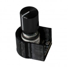 Calibration Switch with Standard Alu Knob