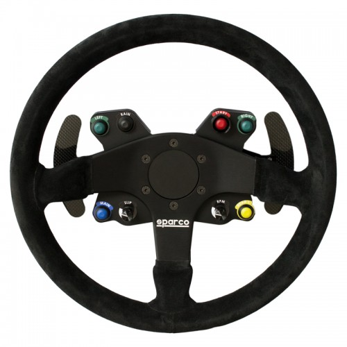 FREEWheel wireless steering wheel buttons, switches and paddleshifters control system.  Aftermarket upgrade for kit cars and race cars.